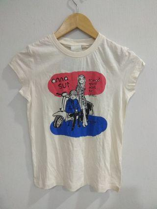 Bran new Authentic Anna Sui tee for her