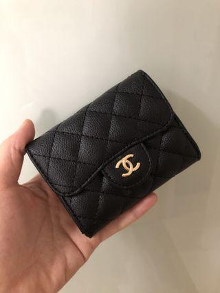 Card wallet or card pouch