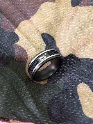 Ceramic ring clearance