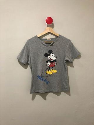 🚚 Micky Mouse 圖案短T