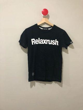 🚚 RELAX SPACE 黑底字母T
