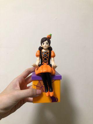 杯緣子小姐儲物盒、眼鏡架(萬聖節篇)