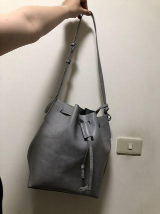 mizzue 水桶包子母包、肩背斜背側背