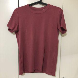 Uniqlo U 圓領T恤