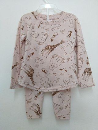 New Baby Pyjamas 1Year