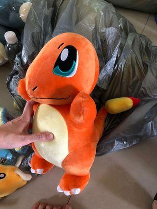 "Pokemon Charmander 15"""