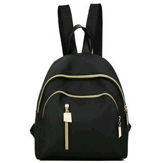 Rowling backpack hitam