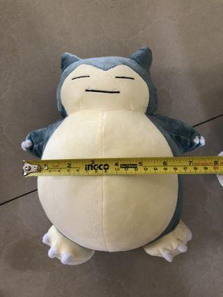 Snorlax Soft toy (Medium)