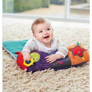 Mamas Papas Baby play Tummy Time Activity Toy Playmat Pillow Mat (Designs 01)