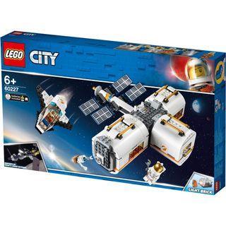 全新 lego 60227 太空系列  city