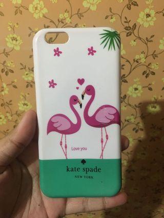 Case iPhone 6/6s Flamingo