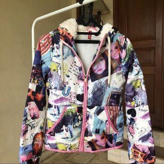 Thrift jacket