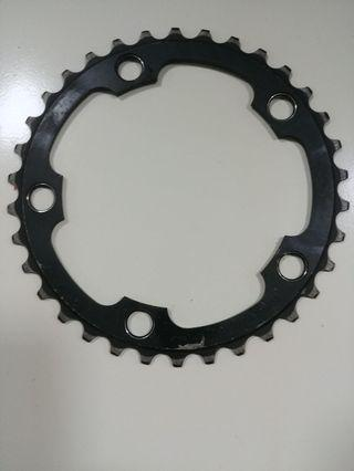 Ultegral Chainring 34T