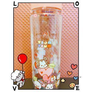 【迪士尼Disney】玩具總動員Tsum tsum冷水壺500ml 500cc 茶壺 水杯 隨行 皮克斯 pixar 太和工房 瓶蓋