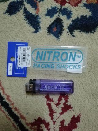 Nitron racing shocks