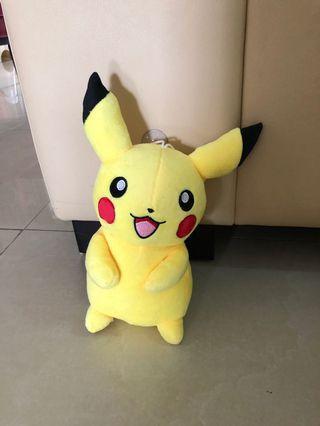 Pikachu soft toy (Small)