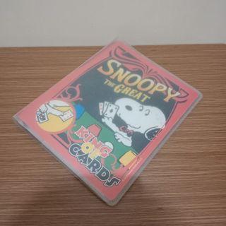 Kerangka Binder Snoopy