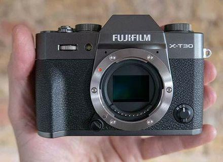 Fujifilm XT30 body only