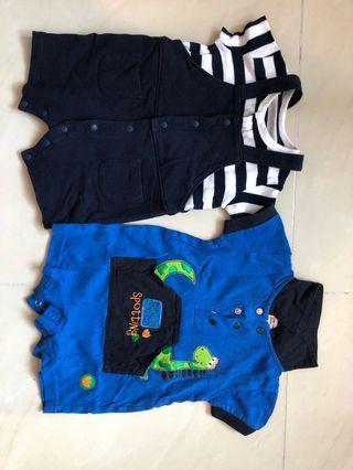 UNIQLO Baby clothes BB仔衫 3-6