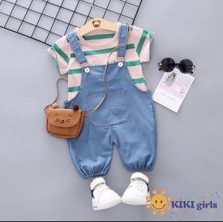 Baby Overall 2-3 tahun