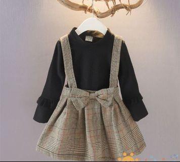 Black Dress 4-5 Y