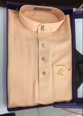 Baju Melayu SLIMFIT ELRAH RM80 sepasang
