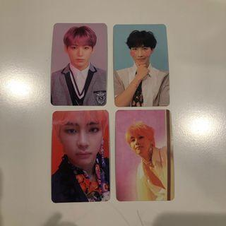 BTS HOPE V LOVE YOURSELF: ANSWER PHOTOCARDS