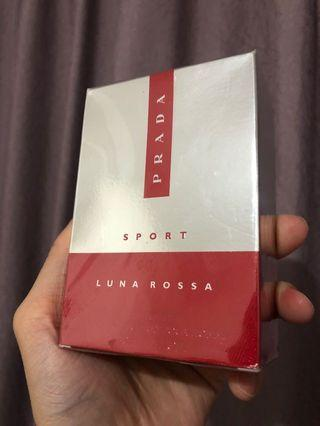Prada男士香水Men's perfume sport Luna rossa 50ml