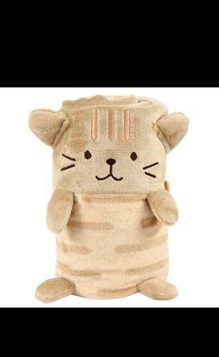 [BNIP] Cat Fleece Blanket
