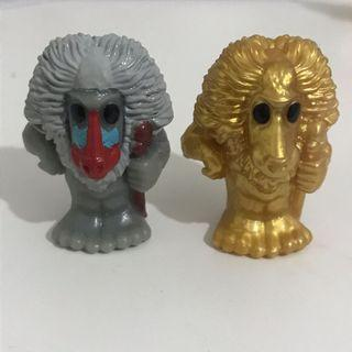 Lion King Ooshies - Rafiki