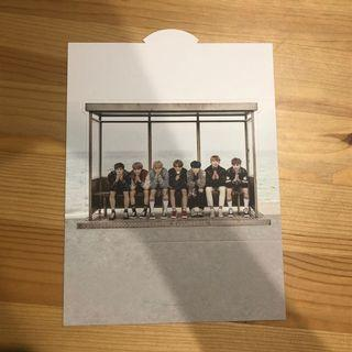 BTS YOU NEVER WALK ALONE PRE-ORDER STANDEE