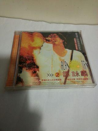 譚詠麟 CD