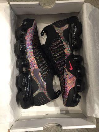 🚚 Nike vapormax 3 彩虹 尺寸6.5 9成新 少穿故出售