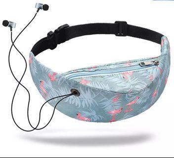 (NEW) 3D Digital Printing Waist Bag #1