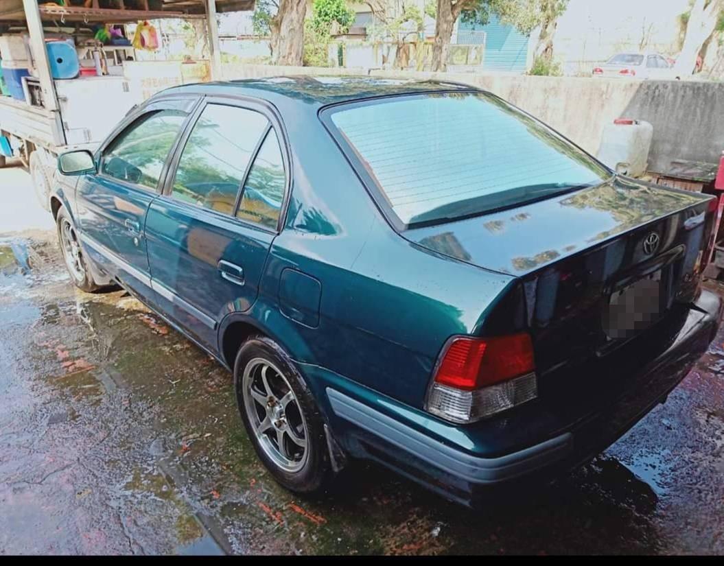《車主寄賣》1999年 Toyota Tercel 1.5 正常跑