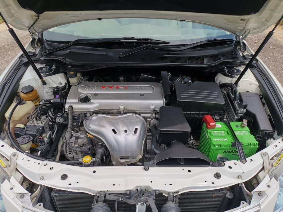 2006TH TOYOTA CAMRY 2.4 AUTO V to FullSPEC🎉JohorPlate🚘Cash OfferPrice Rm31,500‼ Lowest Price InJB 🎉📲 Keong‼🤗