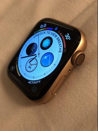 🚚 APPLECARE+ apple watch series 4 44mm GPS ONLY