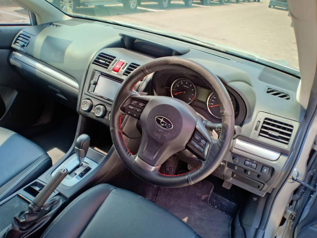 2013TH SUBARU XV 2.0AT SUV AWD PREMIUM🎉Johor Nice Plate💰Cash OfferPrice Rm51,500‼ Lowest Price InJB 🎉📲 Keong‼🤗