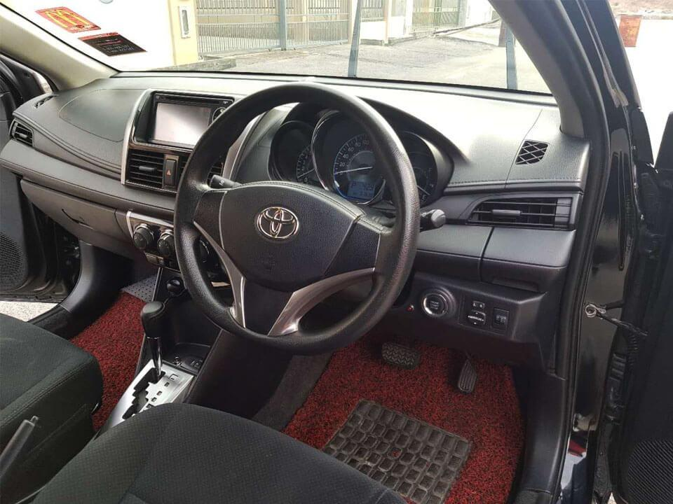 2016 Toyota Vios 1.5 J Enhanced (A) Push Start & Keyless