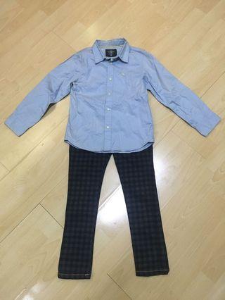 Kemeja+celana anak