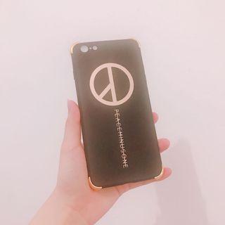 Case iPhone 6+ PEACEMINUSONE