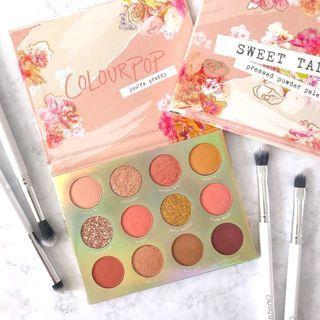 🍜 [SALE] 🍜 Colourpop Sweet Talk Eyeshadow Palette