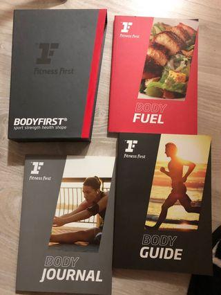 Book fitness first