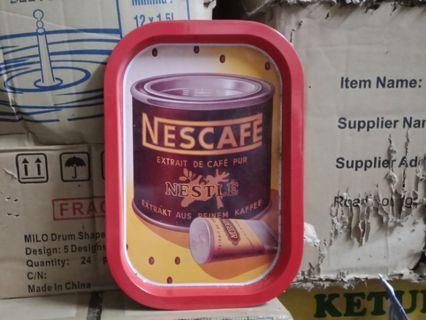 Nescafe Tray