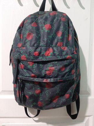 Stradivarius Rose Flower Bag