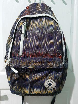 Converse Patterned Backpack