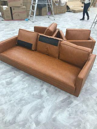 Full set sofa