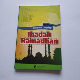 Buku Panduan Lengkap Ibadah Ramadhan