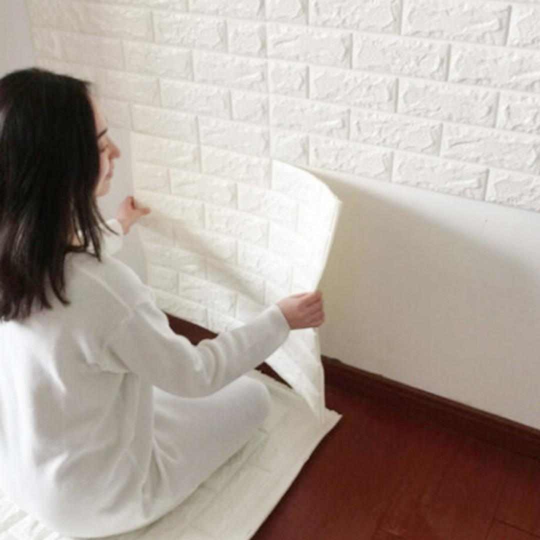 WoowPaper 3d Foam Brick Wallpaper Philippines