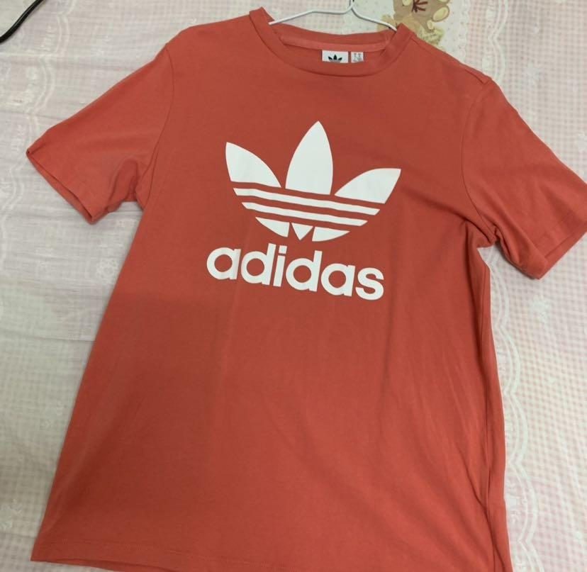 Adidas logo上衣